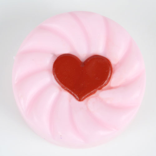 Radiant Heart Soap Mold