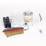 Bold & Metallic Nail Polish Kit