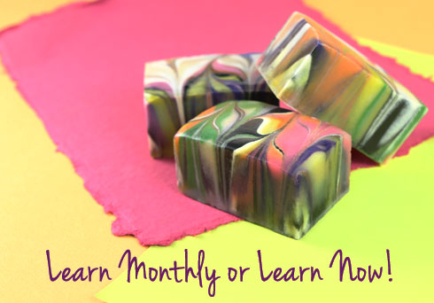 Soap Crafting Classes