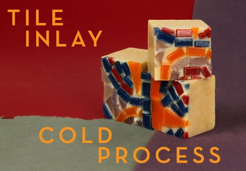 Tile Inlay Cold Process