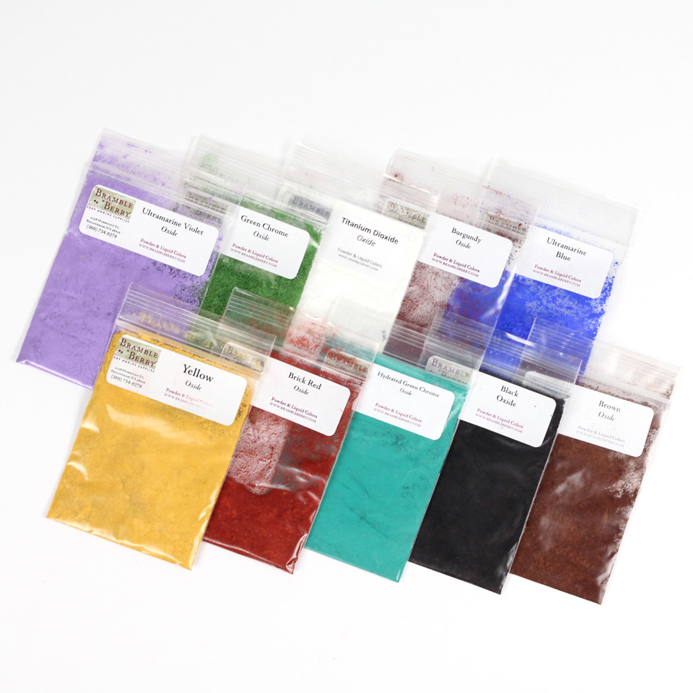 Pigment Sampler Pack