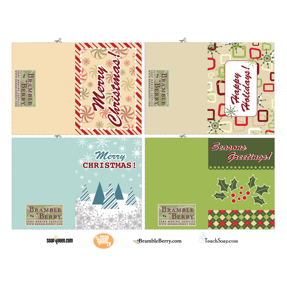Christmas Cards Download