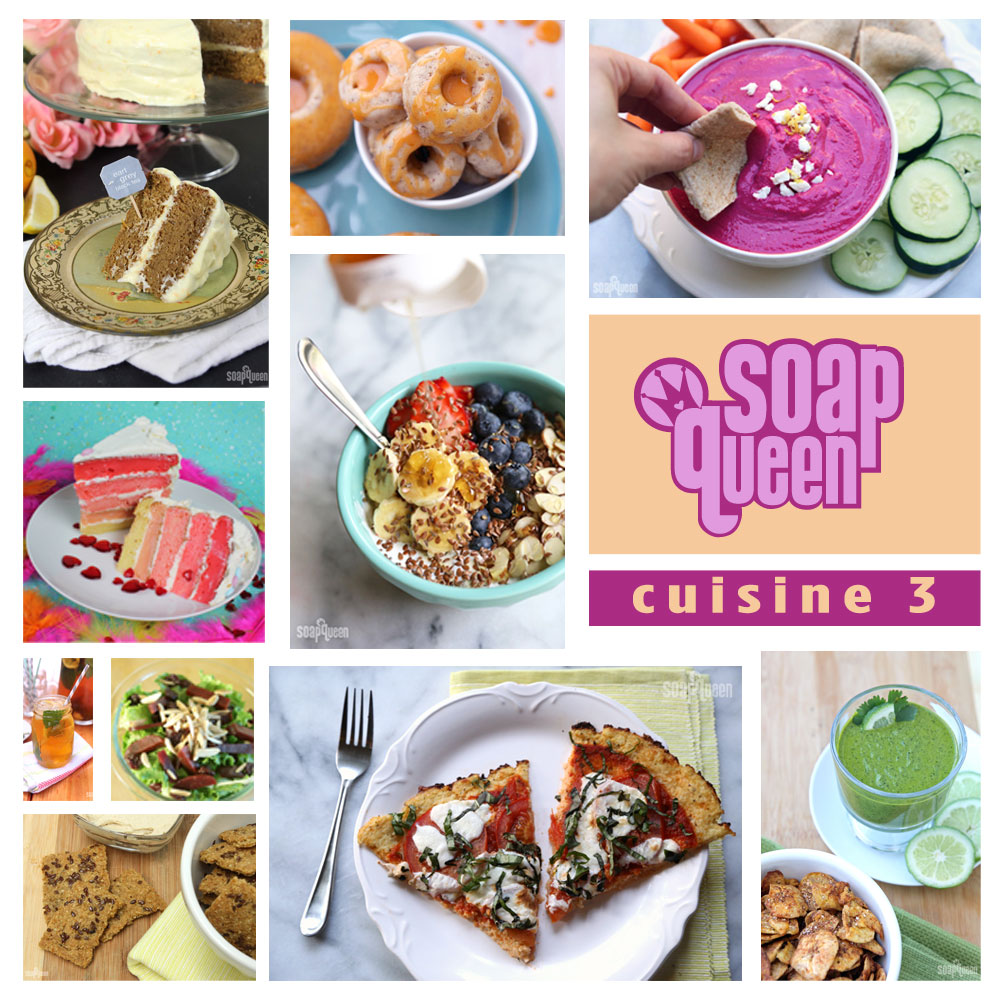 Soap Queen Cuisine Vol. 3 {E-Book}