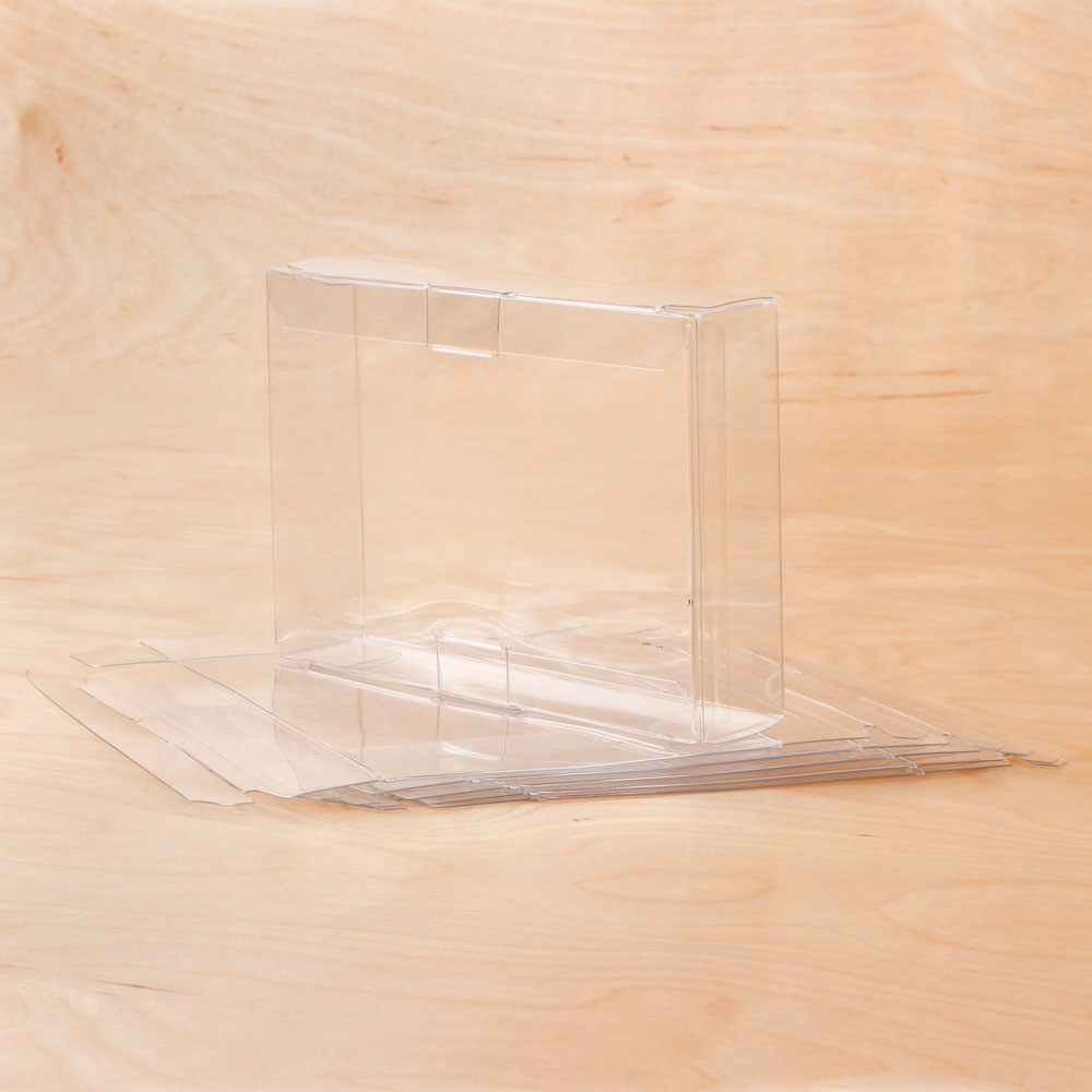 Large Clear Soap Box
