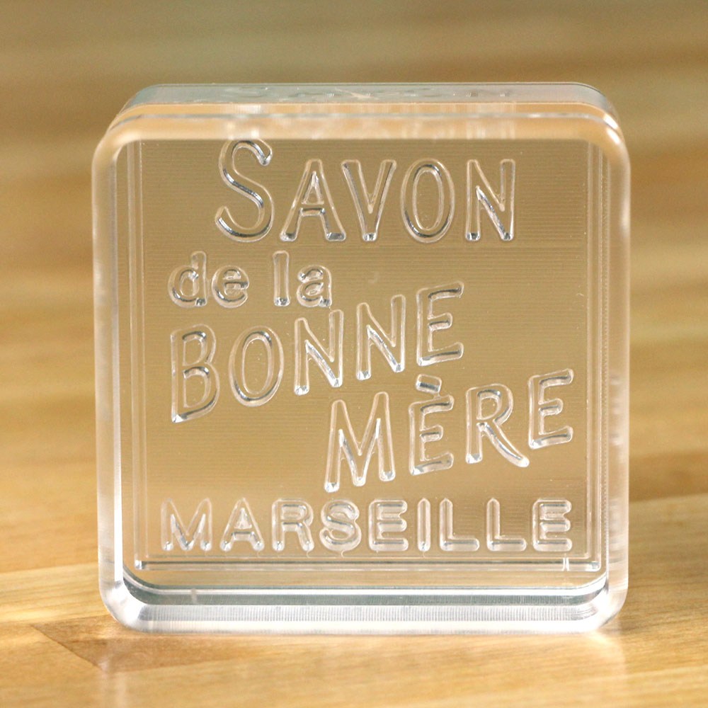Savon Soap Stamp