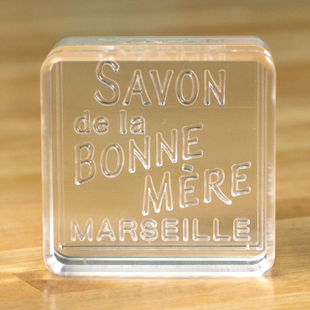 Savon Soap Stamp