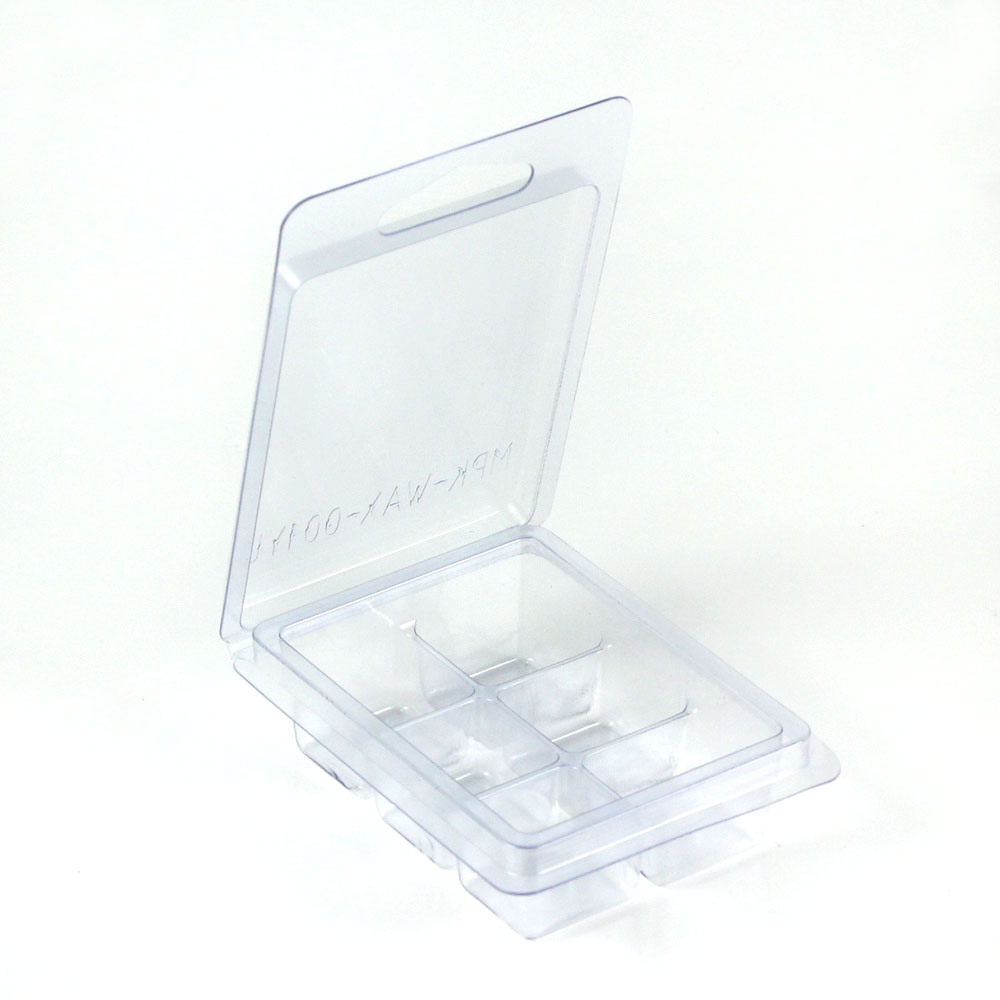 Small Cubes Mold & Package, Plastic
