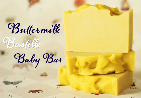 Buttermilk Bastille Baby Bar