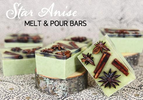 Star Anise Melt & Pour