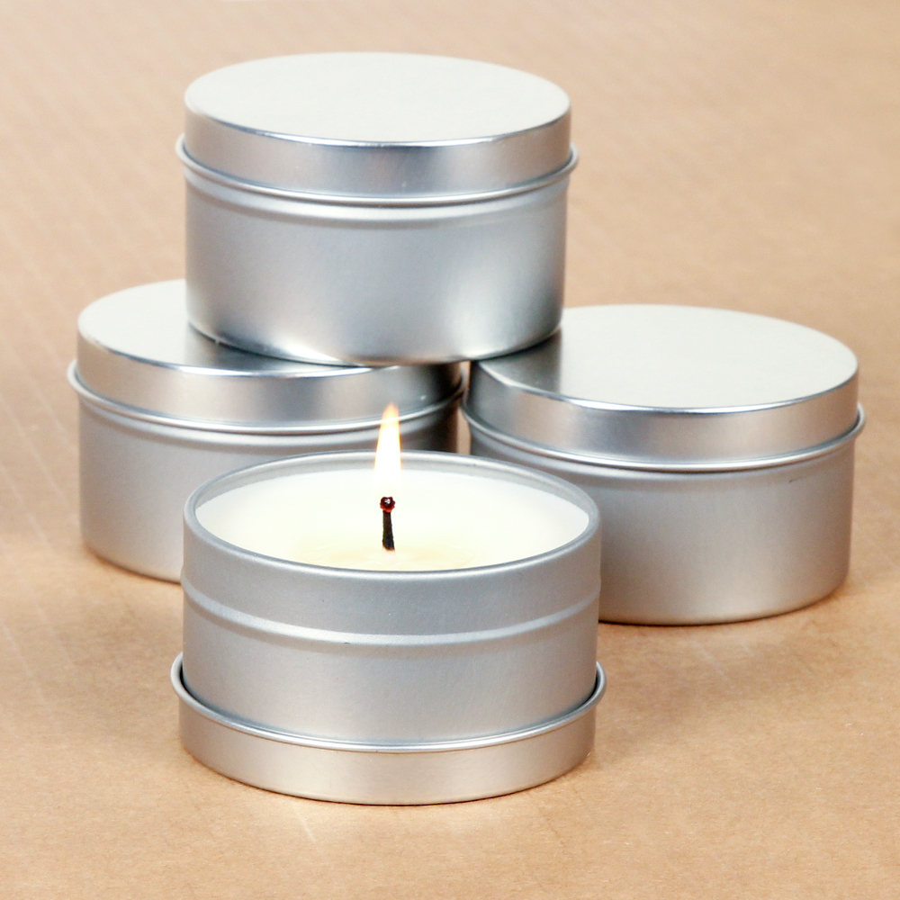 Candle Tins Bramble Berry 174 Soap Making Supplies