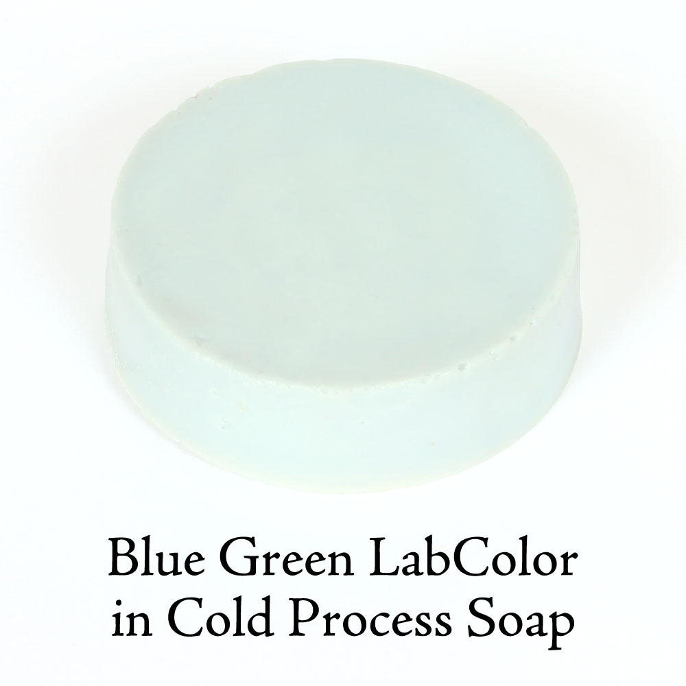 Blue Green LabColor