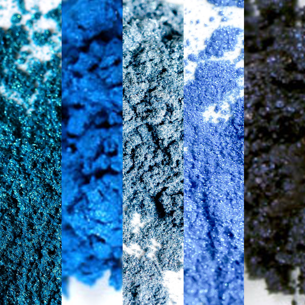 Blue Mica Sampler Pack