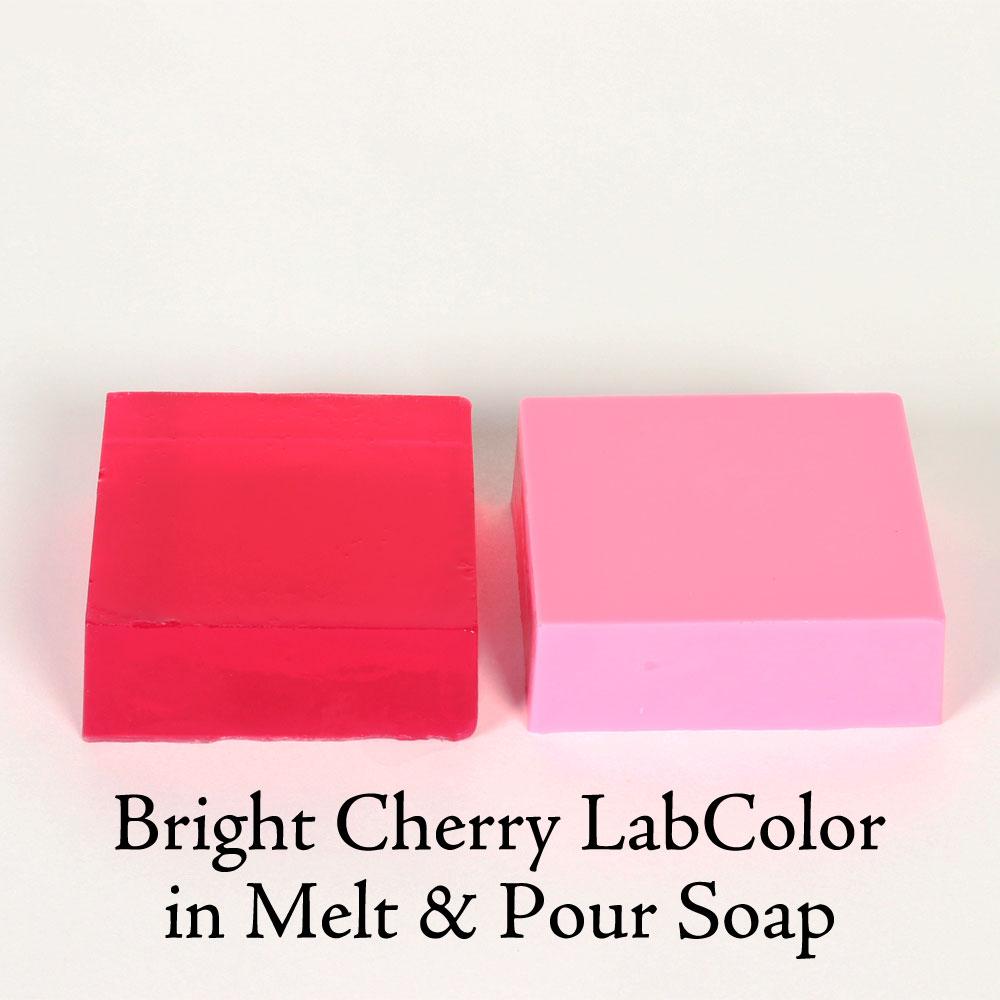 Bright Cherry High pH LabColor