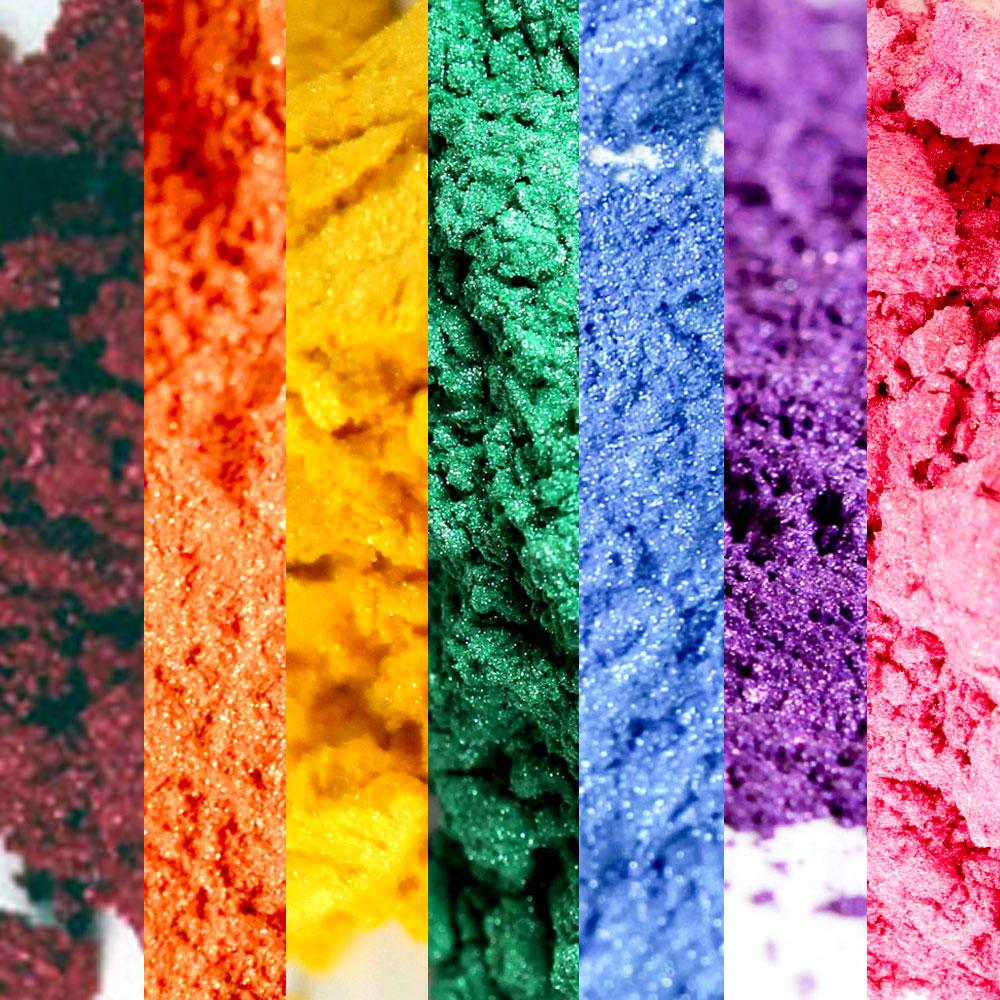Rainbow Mica Sampler Pack