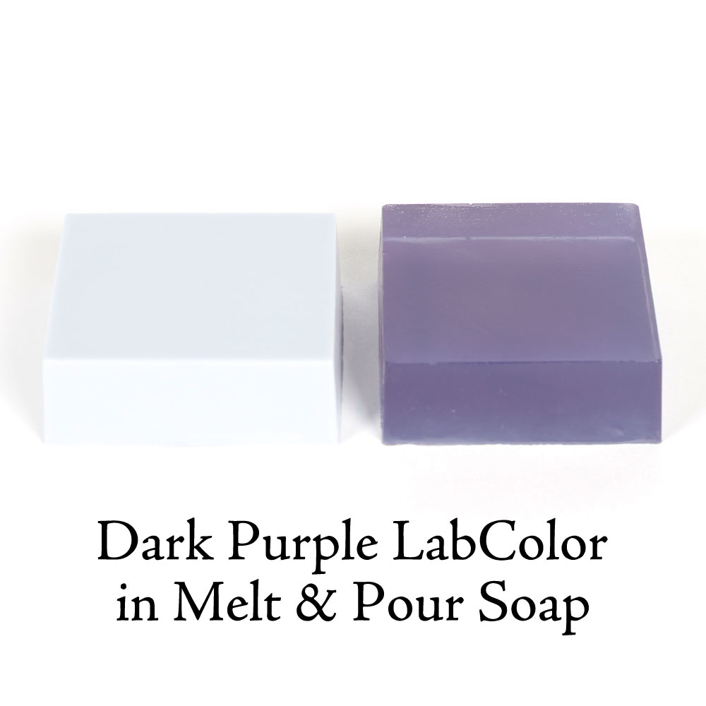 Dark Purple Low Ph LabColor