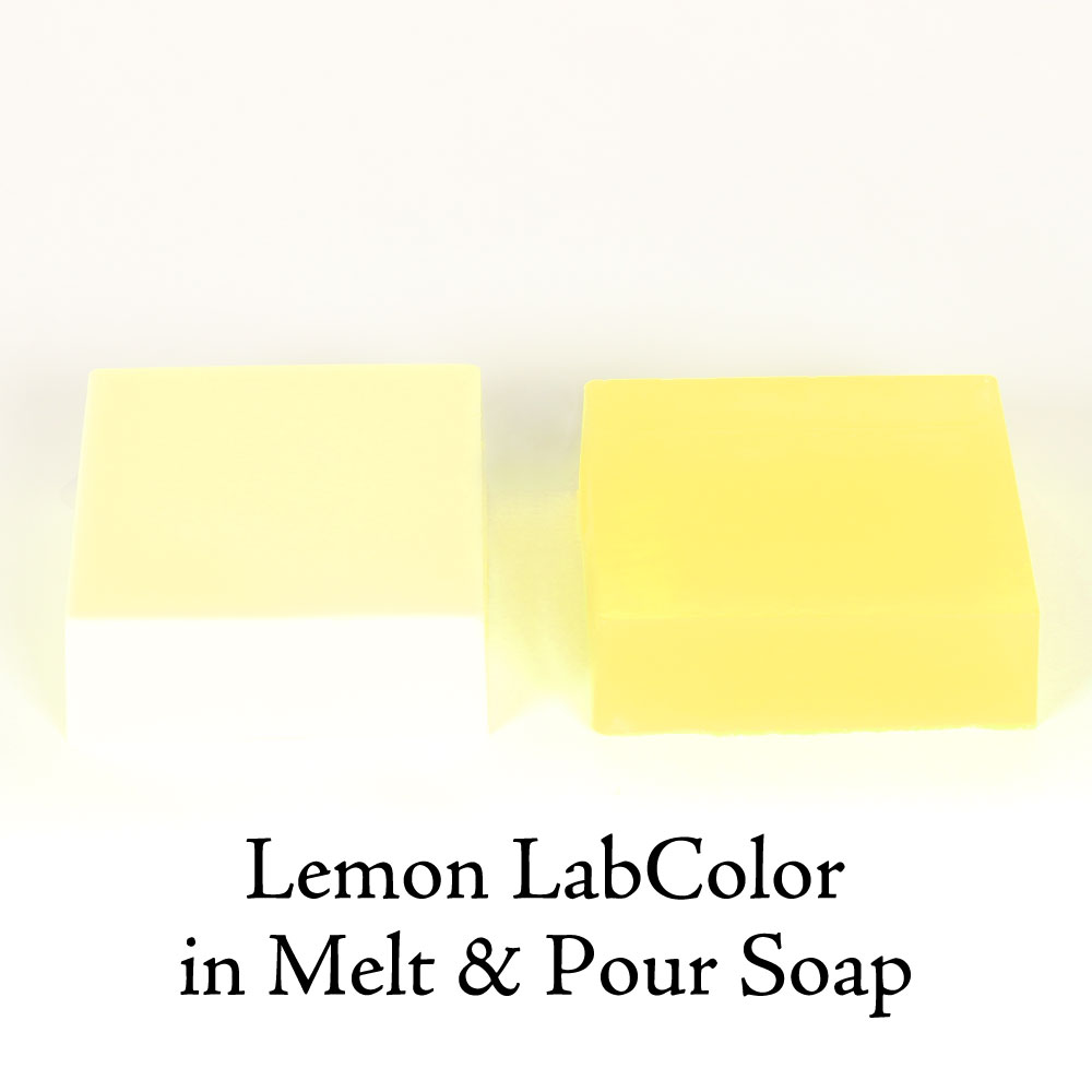 Lemon High pH LabColor