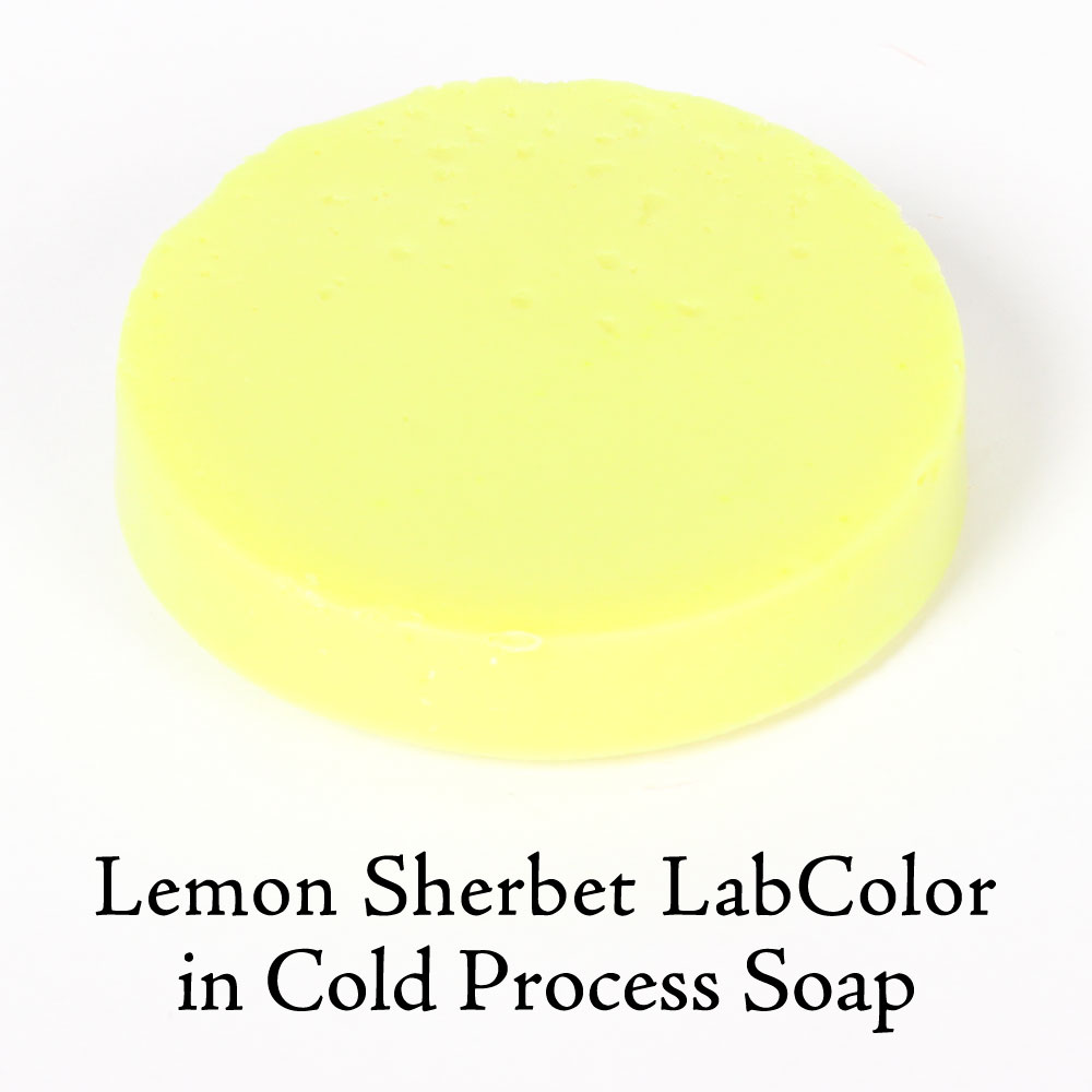 Lemon Sherbert LabColor