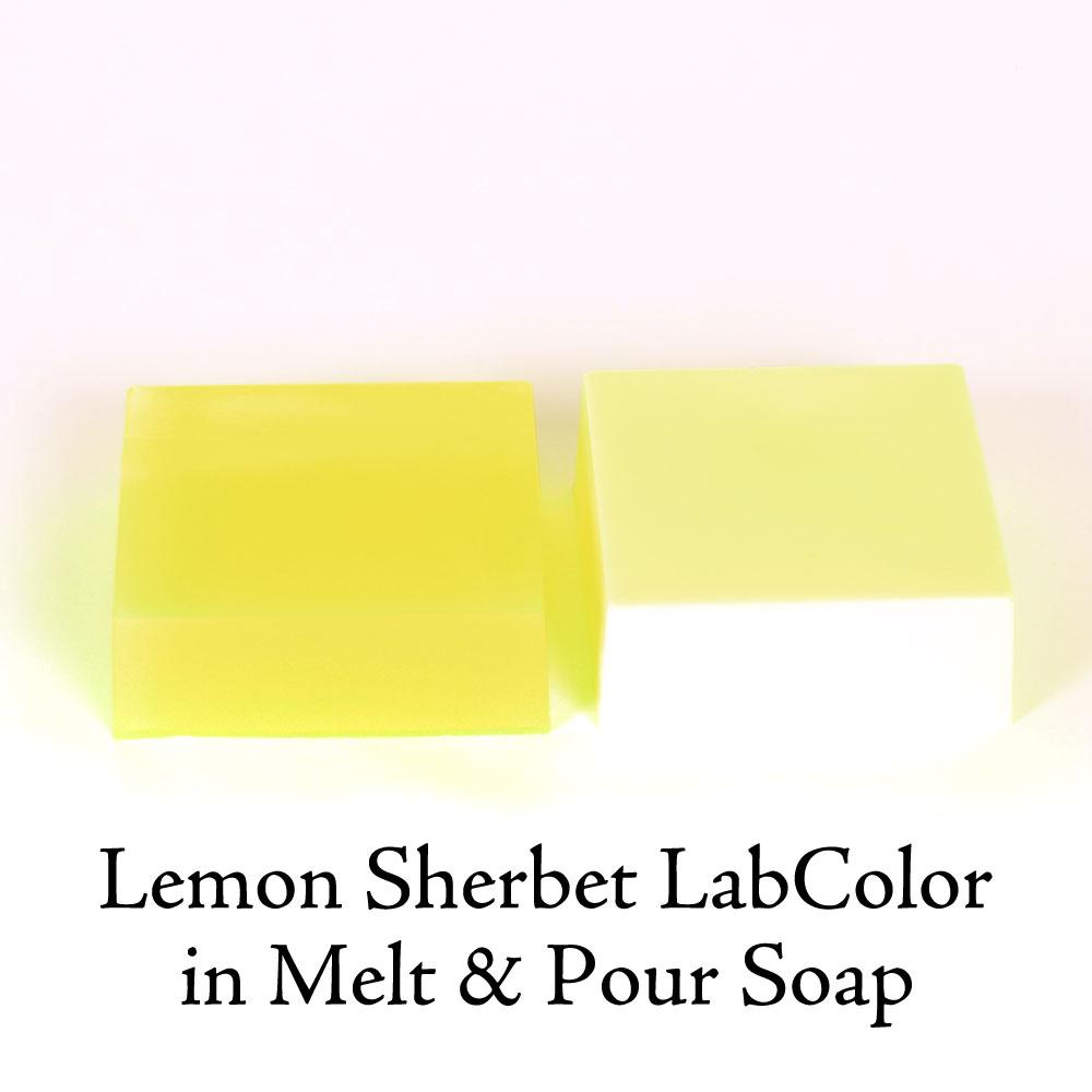 Lemon Sherbert LabColor