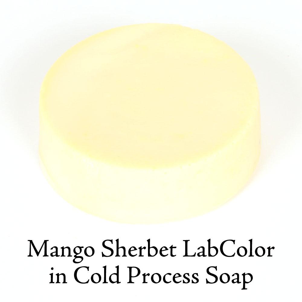 Mango Sherbert LabColor