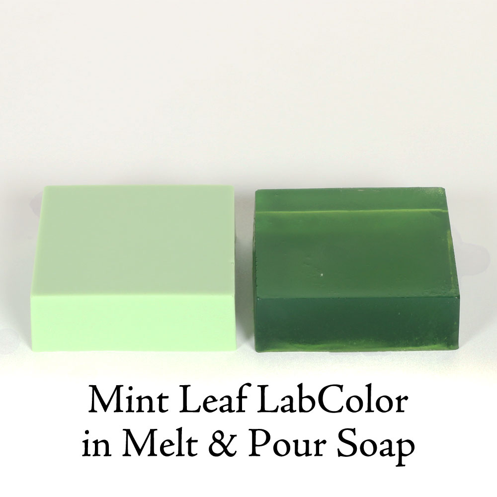 Countryside Mint Leaf LabColor