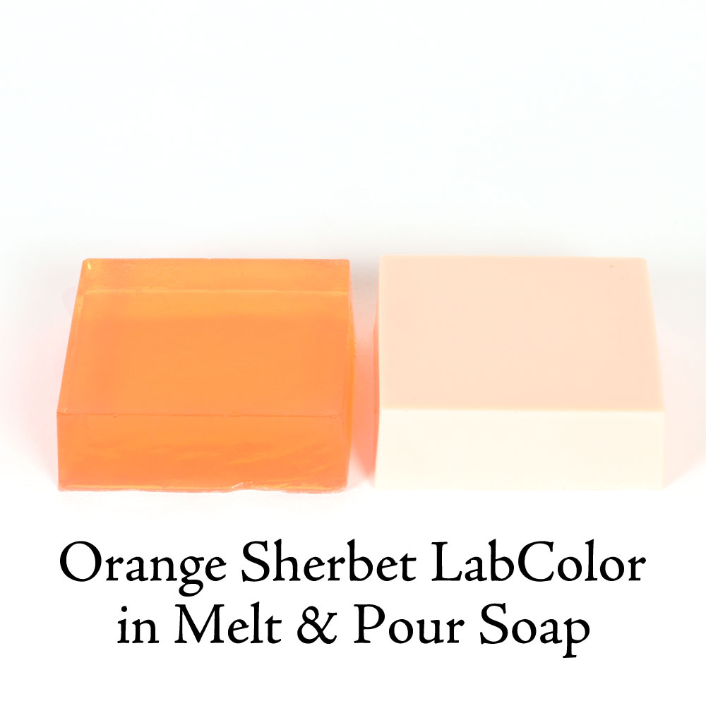 Orange Sherbert High pH LabColor