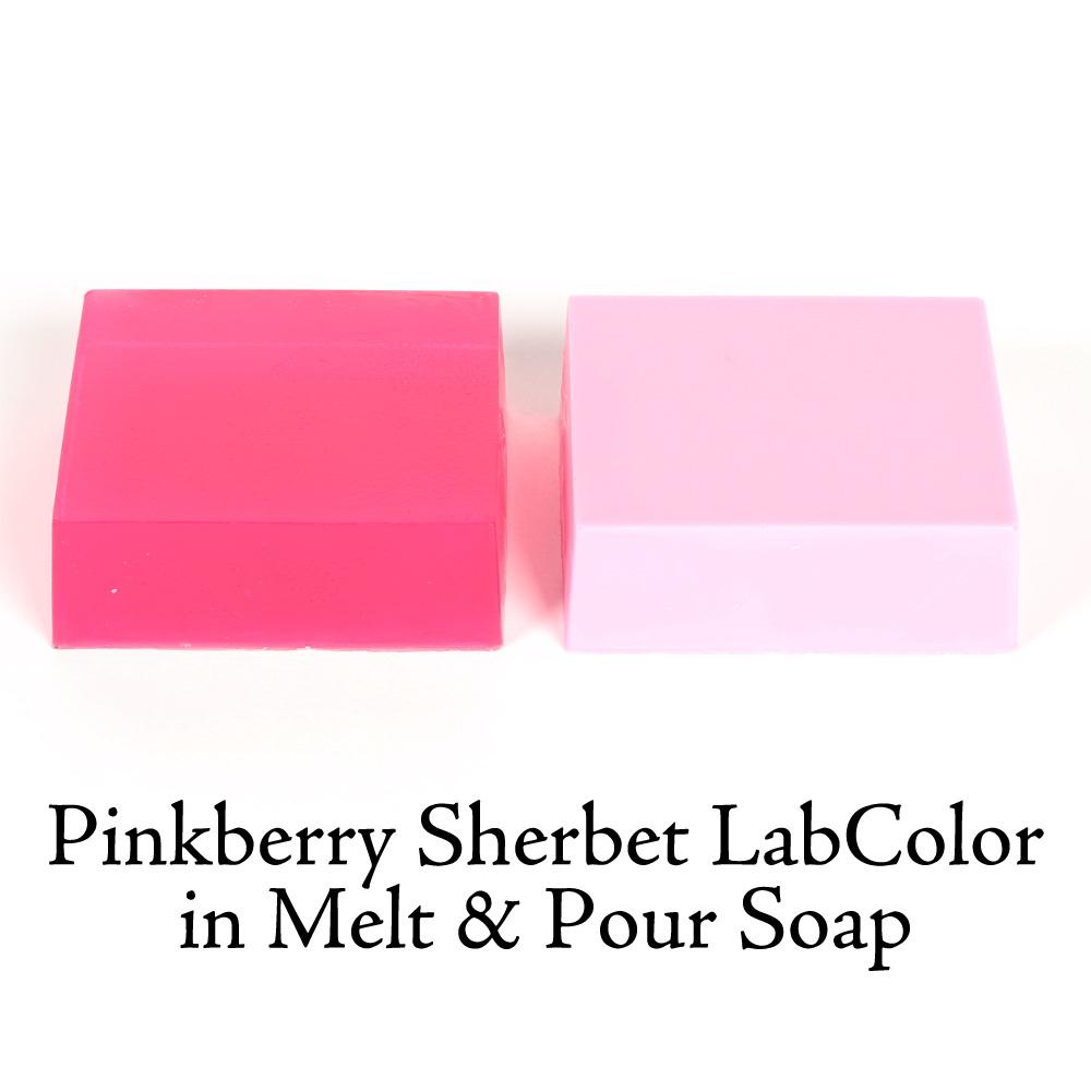 Pinkberry Sherbert LabColor