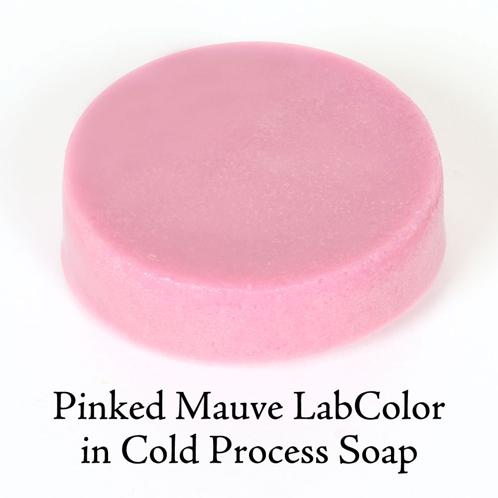 Pinked Mauve High pH LabColor