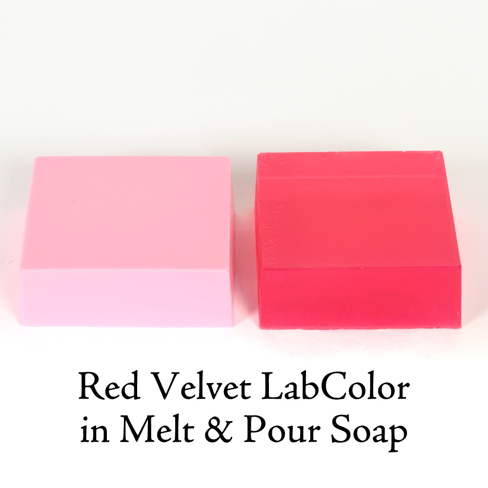 Red Velvet LabColor