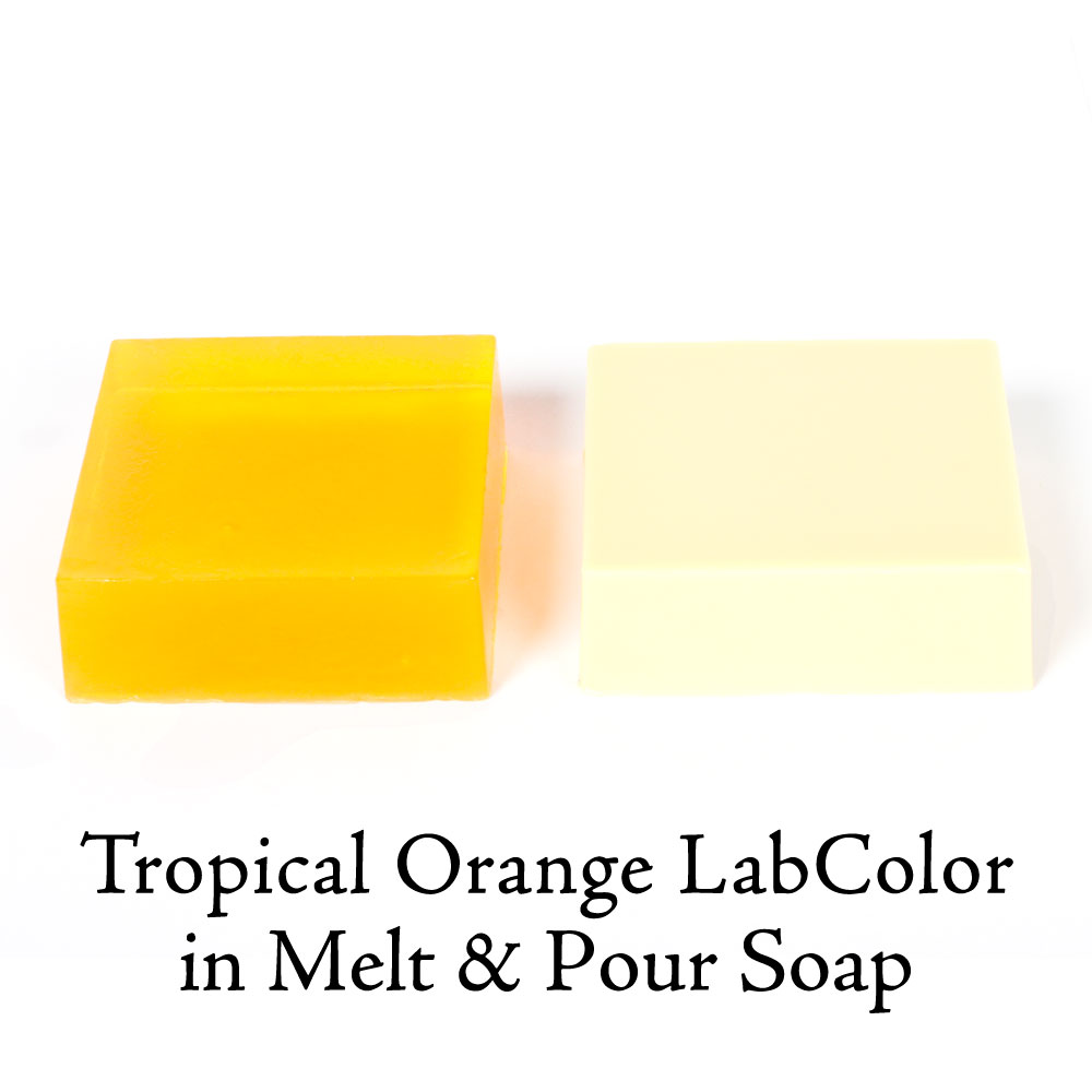 Tropical Orange Low pH LabColor