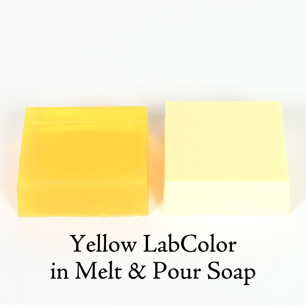 Tropical Yellow Low pH LabColor
