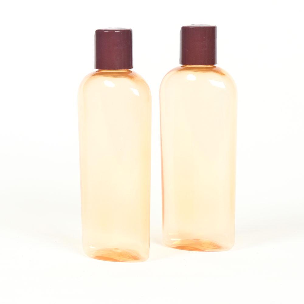 6oz Amber Bottles - Surplus