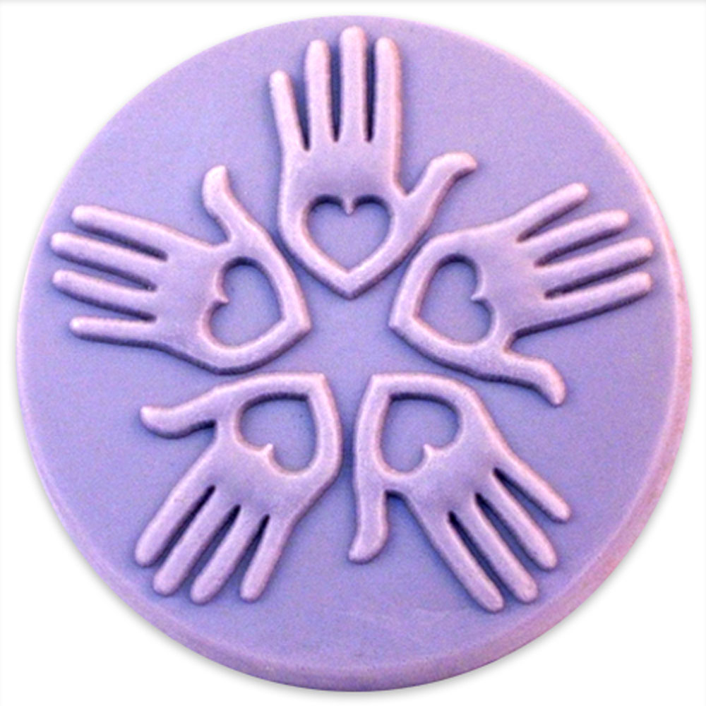 Loving Hands Mold