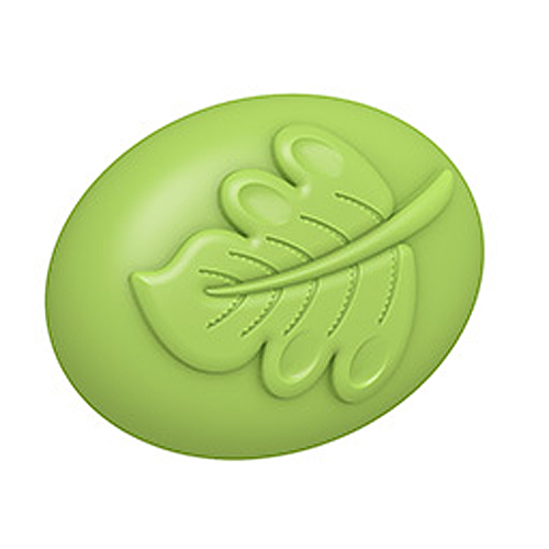 Sheridan Leaf 3D Mold