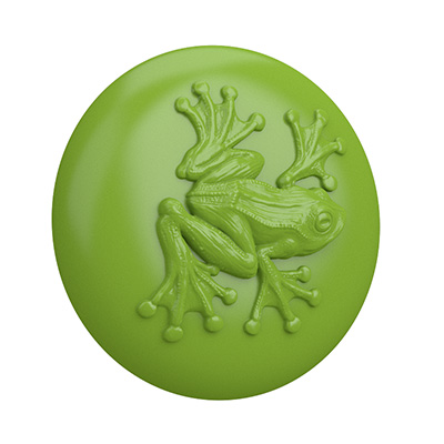 Tree Frog 3D Mold
