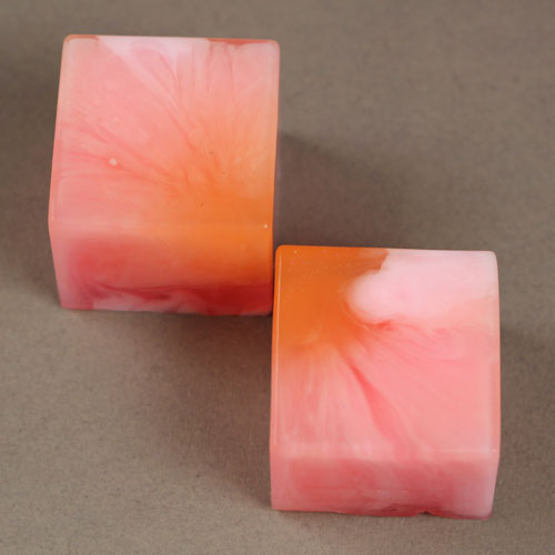 Finished Cube Soap