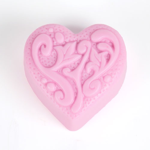 Batik Heart Mold