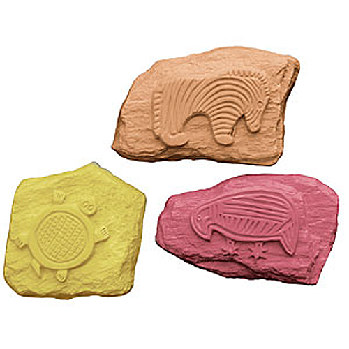 African Petroglyphs Mold (discontinued)
