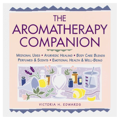 Aromatherapy Companion Book
