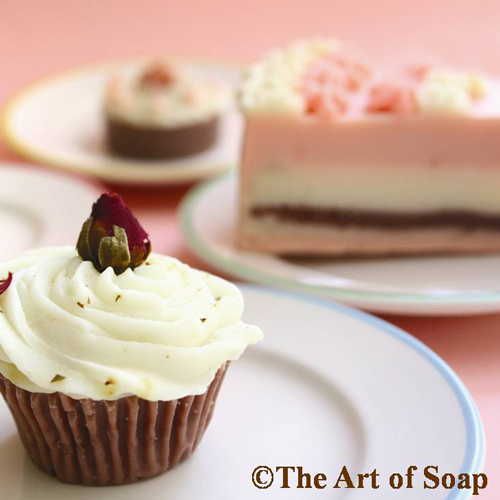 cupcake soap