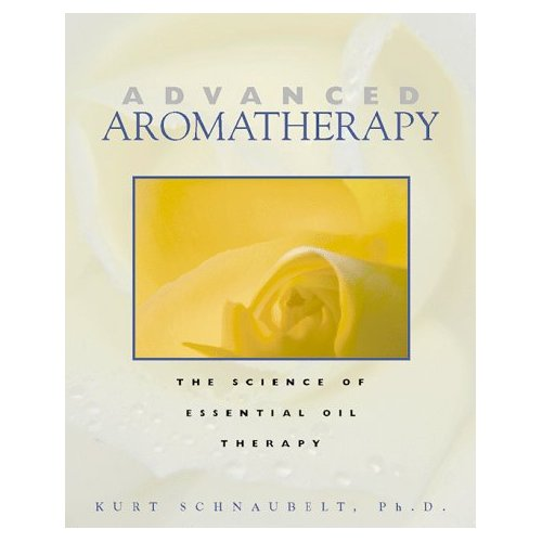 Advanced Aromatherapy Book