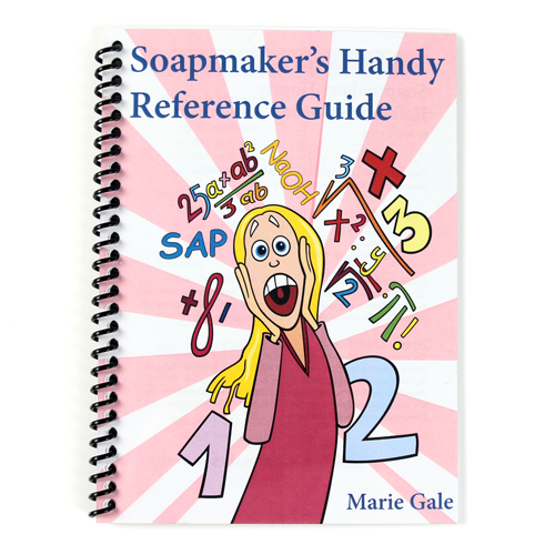 Soapmaker's Handy Reference Guide