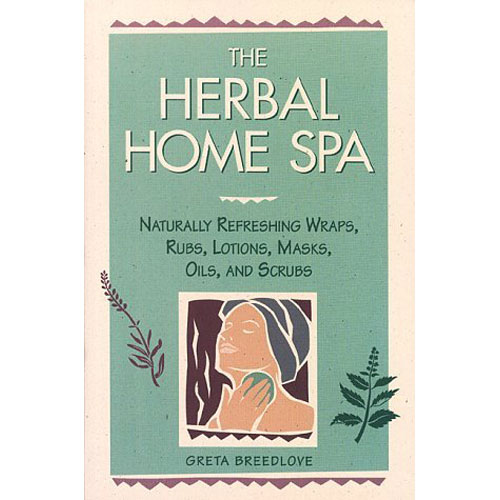 Herbal Home Spa Book