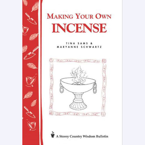 Making Your Own Incense