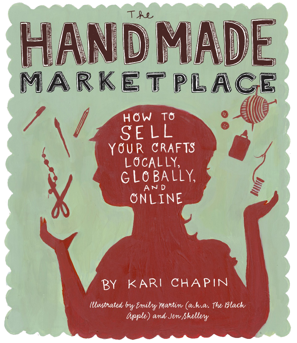 The Handmade Marketplace Book