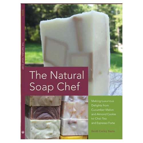 The Natural Soap Chef Book