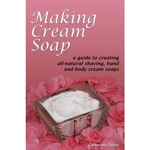 Making Cream Soap