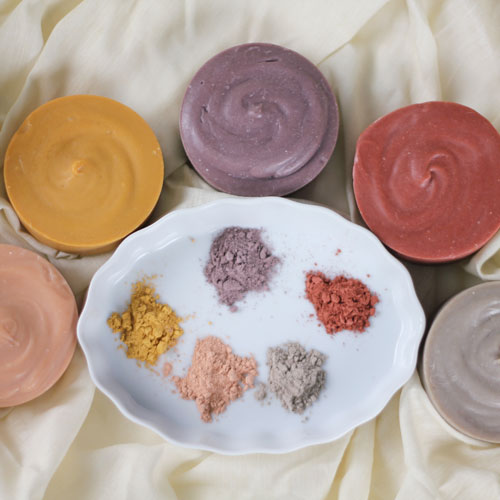 Brazilian Clay Sampler