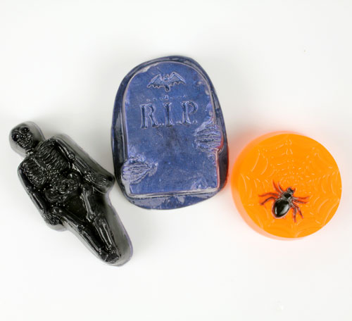 Halloween Trio Mold
