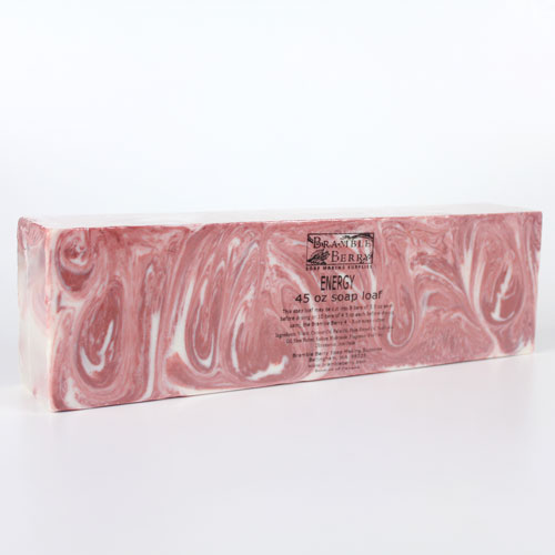 Energy CP Soap Loaf- 45 oz