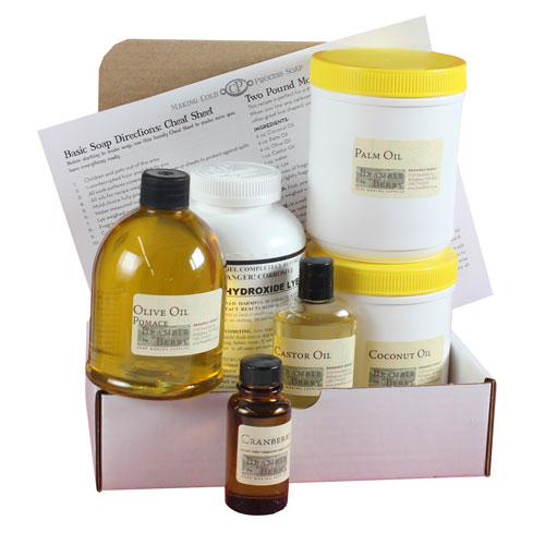 Beginner's Cold Process Soap Kit